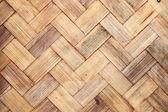 Tessere trama di bambù, utilizzato per lo sfondo — Foto Stock