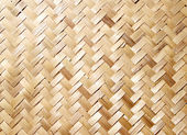 Bamboo wooden texture — Stock Photo