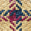 Bamboo wood texture ,Thai handwork — Stock Photo #26411123