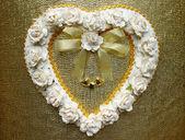 Heart in love — Stock Photo