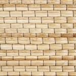 Close up of woven mat texture — Stock Photo #26446301