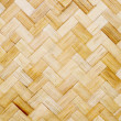 Bamboo wood texture ,Thai handwork — Stock Photo #26446633
