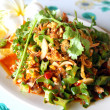 Stock Photo: Winged besalad, food of thailand