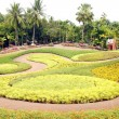 Stock Photo: Tourist Attraction : beautiful Butterfly Hill at Nong Nooch Tr