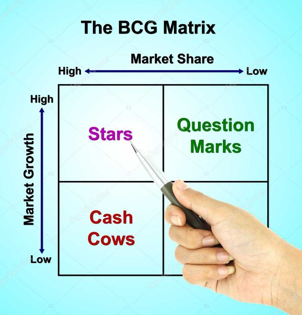 bcg matrix for airline industries