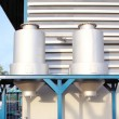 Water storage tank — Stock Photo