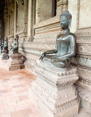 Buddha statue in Laos — Foto de Stock