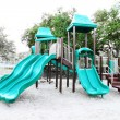 Playground without children — Stock Photo