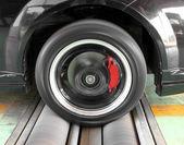 Brake testing system — Stock Photo