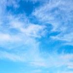 Abstract blue sky — Stock Photo