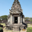 Stock Photo: Principal Tower at Phimai Historical Park