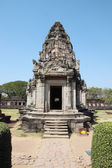 The Principal Tower at Phimai Historical Park — 图库照片