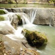 "Стоковое фото: Waterfall named ""Muak Lek waterfall"", Thailand"