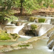 "Waterfall named ""Muak Lek waterfall"", Thailand — Stock Photo"