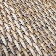 Stock Photo: Brown wicker texture
