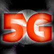 5G network symbol — Stock Photo