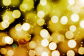 Abstract magic bokeh background with flare — Stock Photo