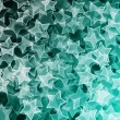 Abstract background with magic star — Stock Photo