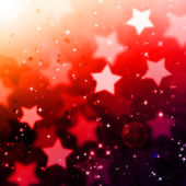 Abstract magic star lighting background — Stock Photo