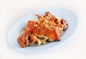 Roasted chicken thai style — Stock Photo