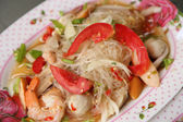 Thai Vermicelli Salad — Stockfoto