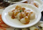 Shellfish food — Stock Photo