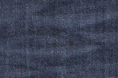 Close up of blue jean texture  — Stock Photo