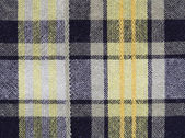 Gingham tablecloth texture background — Stock Photo