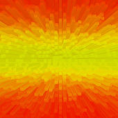 3db ackground abstract and shape with colorful wallpaper — Photo