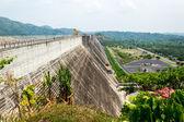 Khundanprakanchon dam, Nakhon Nayok, Thailand — Stock Photo
