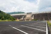 Khundanprakanchon dam, nakhon nayok, thajsko — Stock fotografie