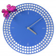 Modern Wall Clock — Stock Photo #12823187