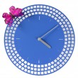 Modern Wall Clock — Stock Photo