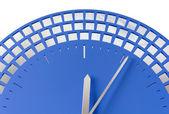 Close-up de um relógio moderno — Foto Stock