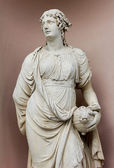 Neoclassic Marble Statue — Stock Photo