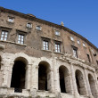 Historical Building in Rome — Stock Photo