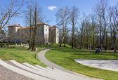 Kromberk Castle From the Park — Stock Photo