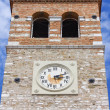 Bell Tower in Marano Lagunare — Stockfoto