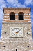 Bell Tower in Marano Lagunare — Stock Photo