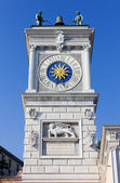 Clock Tower in Udine — Stock Photo