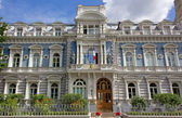 French Embassy in Riga — Stock Photo