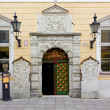 Stock Photo: House of Brotherhood of Blackheads in Tallinn