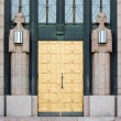 Stock Photo: Entrance to Helsinki Central Railway Station