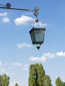 Traditional Street Lamp — Stock Photo