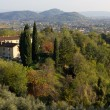 Landscape View From Rosazzo Abbey — Stock Photo