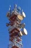Antenna di telecomunicazione — Foto Stock