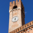 Civic Tower in Treviso — Stock Photo