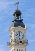 建物の中の港湾局のタワー — ストック写真