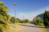 City Park in Valencia — Stock Photo