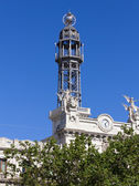 Post Office Tower in Valencia — Stock Photo